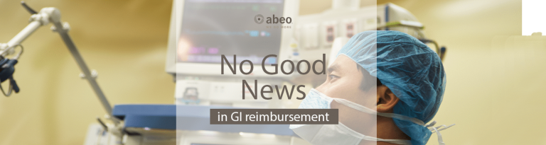 Anesthesia GI Reimbursement