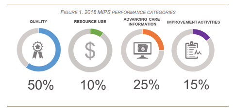 2018 MIPS Performance Categories