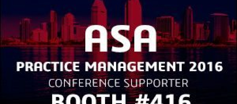 Kicking Off the New Year as a PRACTICE MANAGEMENT 2016 Conference Supporter