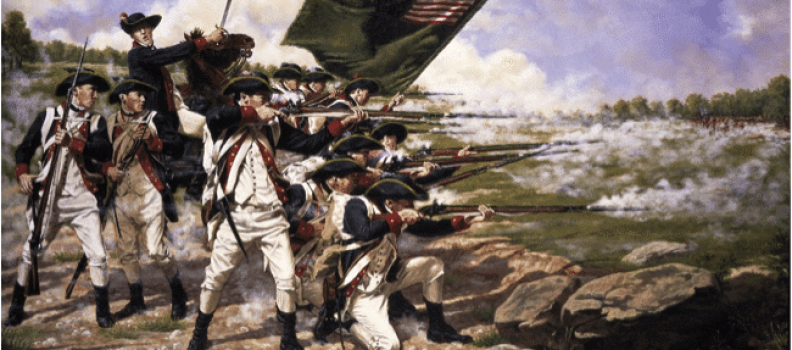 What Does The American Revolutionary War and Practice Governance Have In Common?