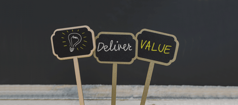 Delivering Value: The Fundamental Key to Success