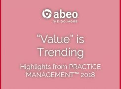 """Value"" is Trending on Day 1 of ASA Practice Management"